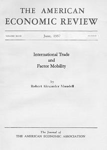 International Trade and Factor Mobility