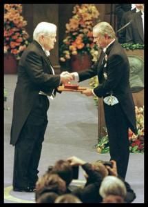 Robert Mundell Nobel
